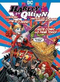 SEGUNDA MANO Harley Quinn Temporada completa – Las pruebas de Harley Quinn