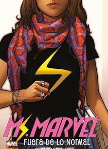 SEGUNDA MANO Marvel Omnibus. Ms. Marvel 1