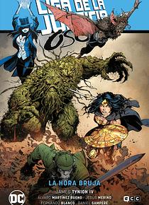Liga de la Justicia Oscura Vol. 1: La hora bruja (Liga de la Justicia Oscura Saga - La última era de la magia parte 1)