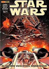 SEGUNDA MANO STAR WARS (2015) TPB 4: EL ÚLTIMO VUELO DE HARBINGER