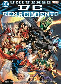 SEGUNDA MANO ECC - UNIVERSO DC: RENACIMIENTO OVNIPRESS