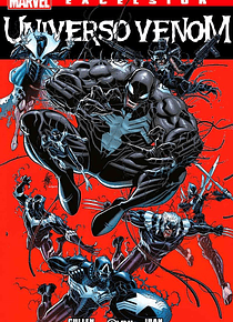 SEGUNDA MANO MARVEL-EXCELSIOR: Universo Venom