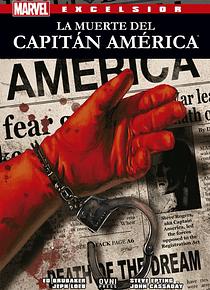 SEGUNDA MANO MARVEL-EXCELSIOR: La muerte del Capitán America