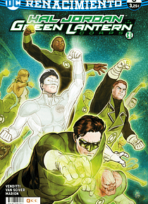Green Lantern núm. 63/ 8 (Renacimiento)