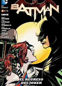 Batman (reedición trimestral) núm. 07