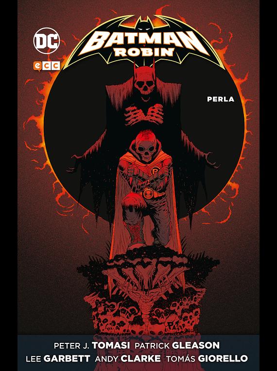 Batman y Robin: Perla