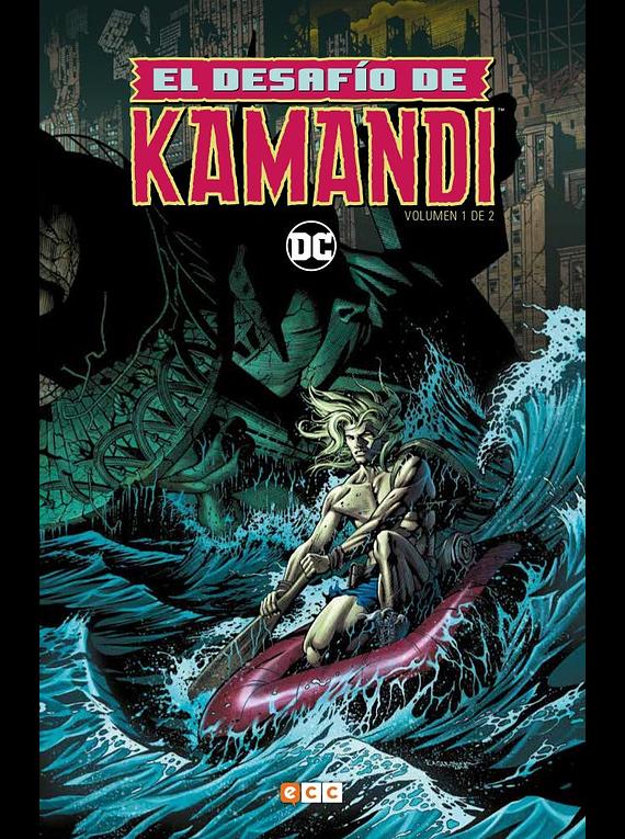 El desafío de Kamandi núm. 01 (de 2)