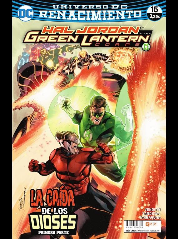 Green Lantern núm. 70/15