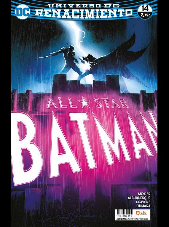All-Star Batman núm. 14 (Renacimiento)