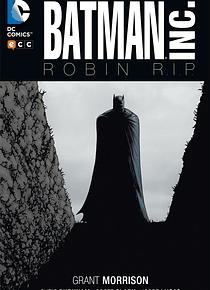 Batman inc: Robin RIP