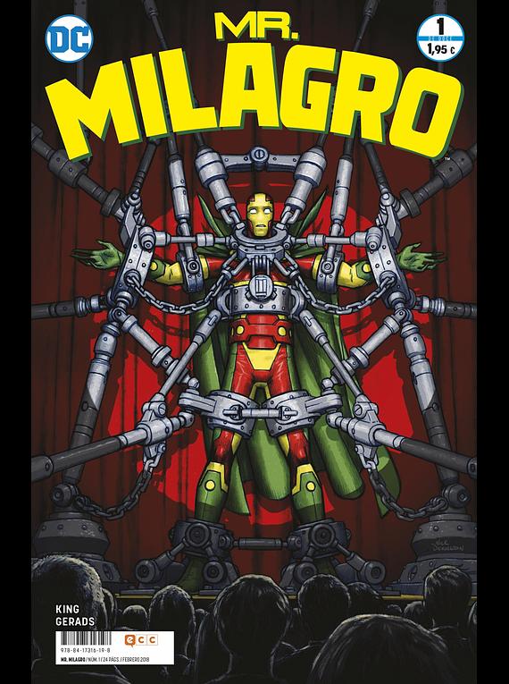 Mr. Milagro núm. 01 (de 12)