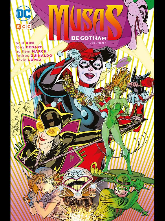 Musas de Gotham núm. 01
