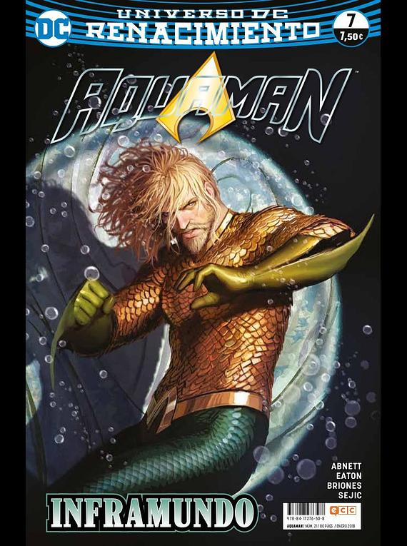 Aquaman núm. 21/7 (Renacimiento)