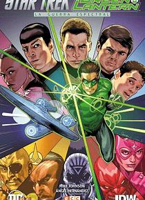 Green Lantern/Star Trek: La guerra espectral