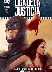 Liga de la Justicia: Coleccionable semanal núm. 06 (de 12)
