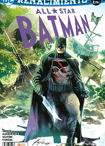 All-Star Batman núm. 15 (Renacimiento)