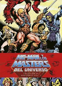 He-Man y los Masters del Universo: Colección de minicómics vol. 01 (de 3)