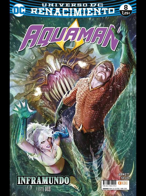 Aquaman núm. 22/8 (Renacimiento)