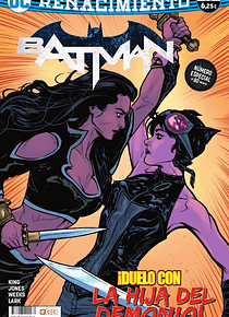 Segunda Mano: Batman núm. 73/18 (Renacimiento)