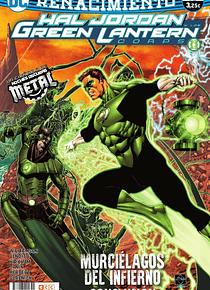 Green Lantern núm. 73/18 (Renacimiento)