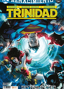 Batman/Wonder Woman/Superman: Trinidad núm. 16 (Renacimiento)