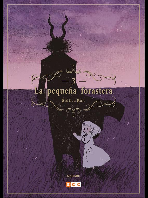 La pequeña forastera núm. 3 (2a edición)