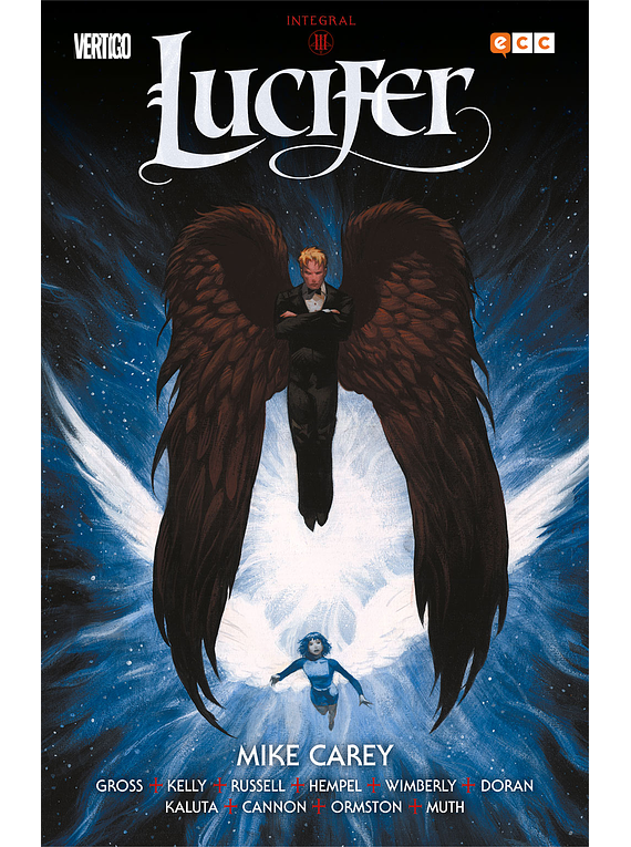 Lucifer: Integral vol. 03