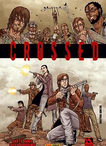 CROSSED N.1 CROSSED