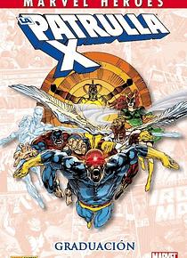 PATRULLA-X: GRADUACIÓN N.21 MARVEL HEROES (COMIC)
