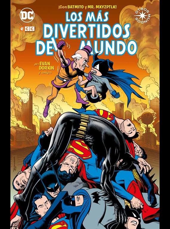 Superman y Batman: Los más divertidos del mundo