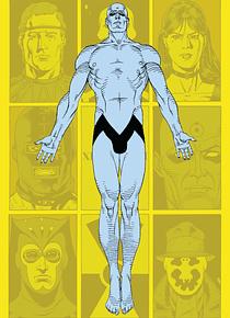 Watchmen Deluxe (segunda edición)