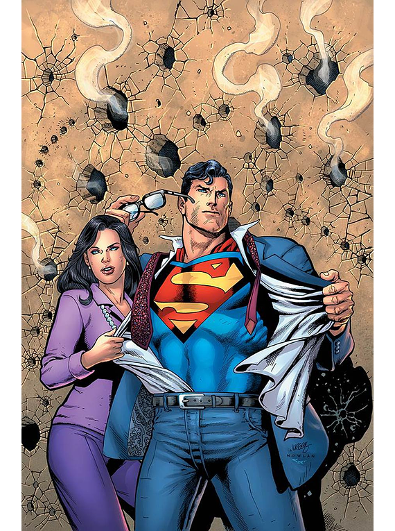 Action Comics Vol 2 #1000 Cover H Variant Dan Jurgens 1990s Cover (english)