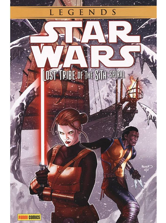 Marvel Star Wars Lost Tribe of The Sith