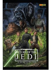 Star Wars EPISODIO VI – EL RETORNO DE JEDI
