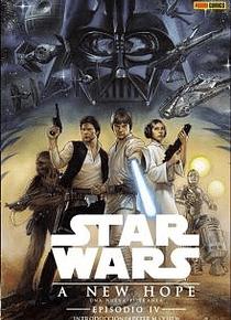 Star Wars EPISODIO IV – UNA NUEVA ESPERANZA