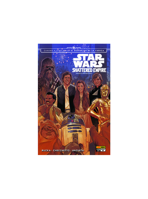 STAR WARS SHATTERED EMPIRE TPB