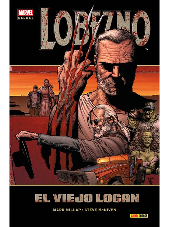Lobezno. El viejo Logan