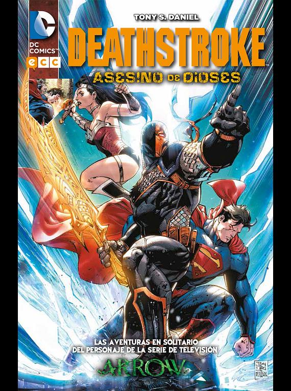 Deathstroke: El Asesino de de dioses