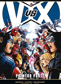 Los Vengadores Vs. La PatrullaX. Primera Parte