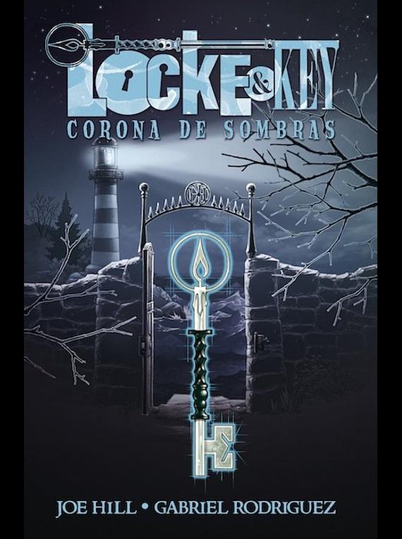 Locke & Key 3. Corona de Sombras