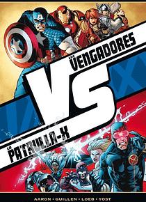 SEGUNDA MANO: Los Vengadores Vs. La Patrulla X. VVx:Vs