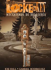 SEGUNDA MANO: Locke & Key 5. Mecanismos de relojería