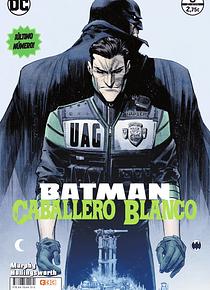 Batman: Caballero Blanco núm. 08
