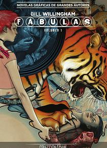 Colección Vertigo núm. 04: Fábulas 1