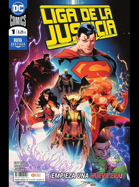 Liga de la Justicia núm. 79/1