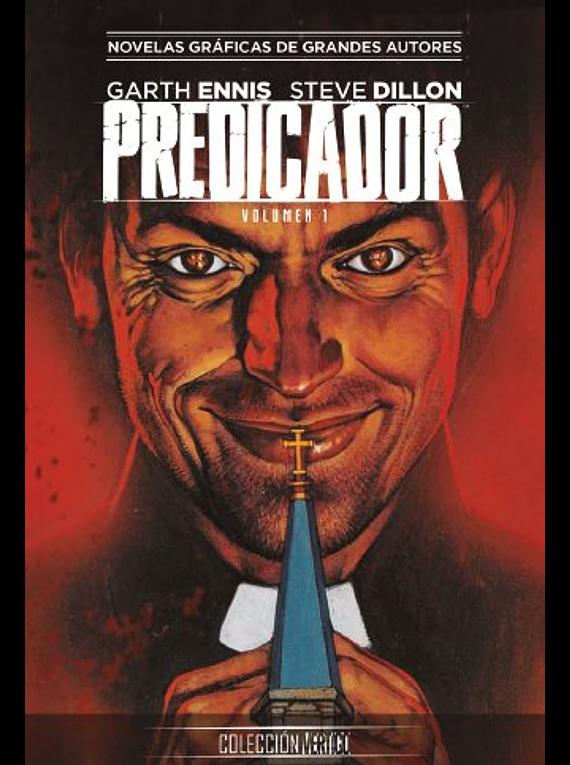 Colección Vertigo núm. 05: Predicador