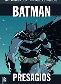 Colección Novelas Gráficas núm. 70: Batman: El Caballero Oscuro - Presagios