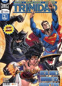 Batman/Wonder Woman/Superman: Trinidad núm. 22