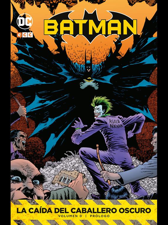 Batman: La Caída del Caballero Oscuro - Prólogo