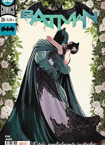 Batman núm. 81/26 LA BODA